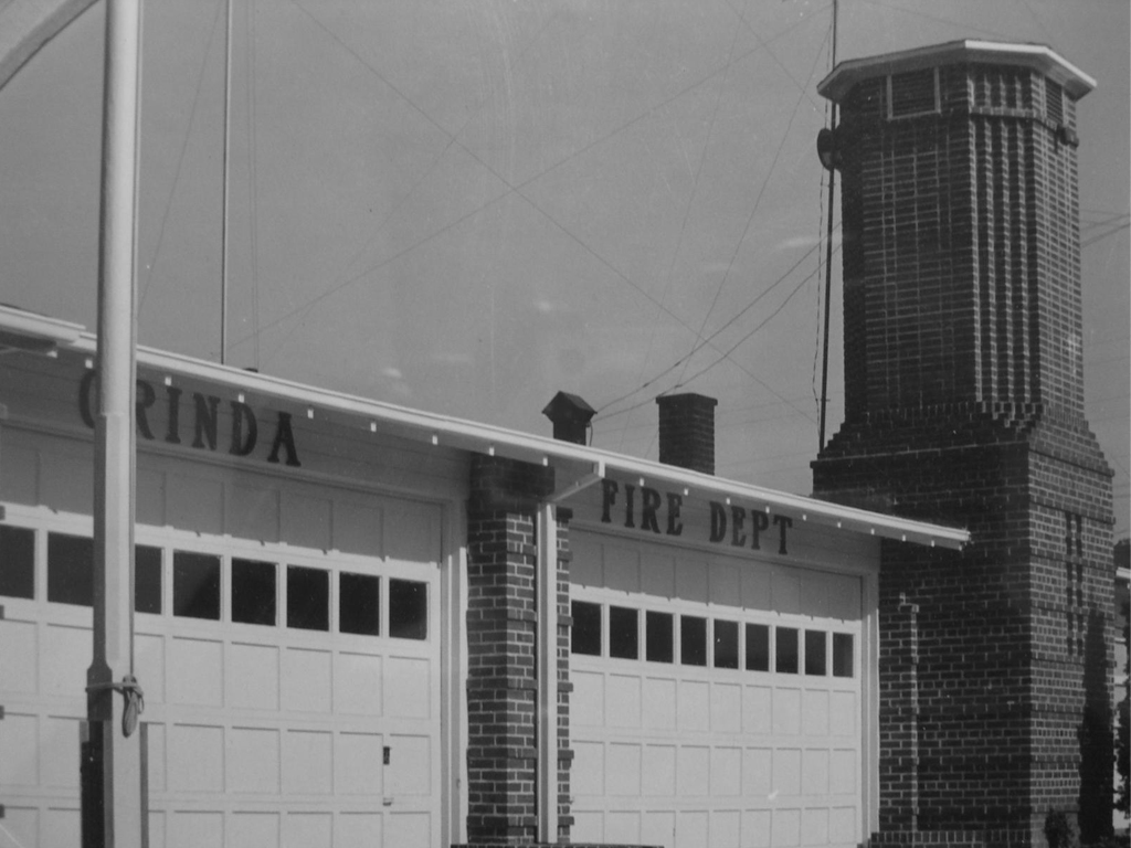 OrindaFireDepartment1950